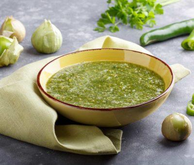 Salsa Verde Al Coriandolo